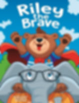 riley the brave book cover