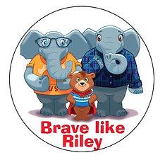 Brave like Riley