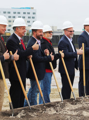 Atlas, ViaSat Break Ground on ViaSat's New Texas Facility