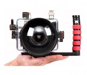 Ikelite release SL1 DSLR Waterproof Housing for Canon EOS 100D Rebel camera