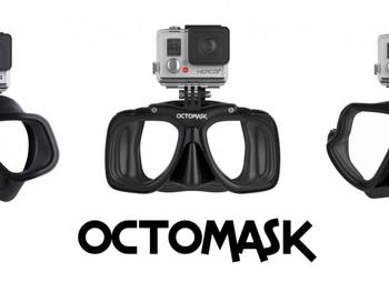 OCTOMASK to sponsor the Underwater Digital Fiesta Cozumel 2015