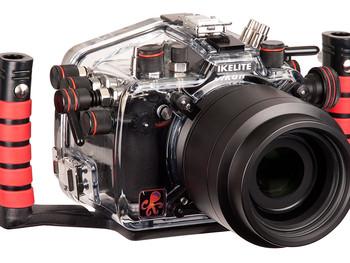 Ikelite™ Underwater TTL Housing for Nikon D810 DSLR