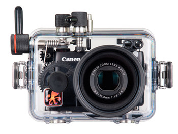 Ikelite Unveil Full-Featured Underwater Housing for the Canon PowerShot G7 X