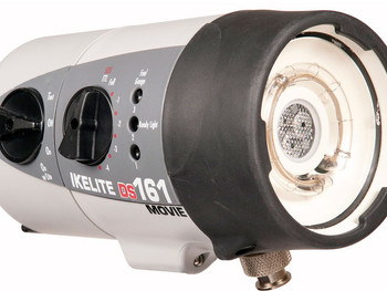 IKELITE DS 161 SUBSTROBE WITH! VIDEO LIGHT