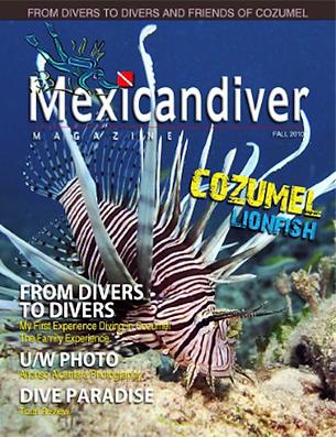 Mexicandiver Magazine