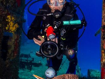 Underwater Digital Fiesta - Scuba Divers
