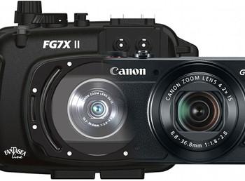 FANTASEA FG7X II HOUSING for Canon G7X Mark II