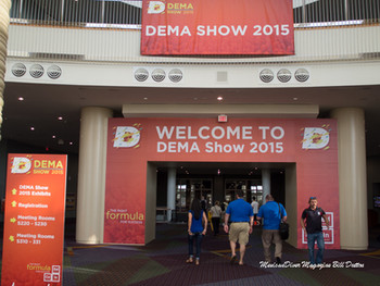 2015 DEMA Opening Day