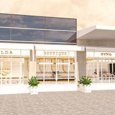 Golda Port - Tel Aviv, Israel