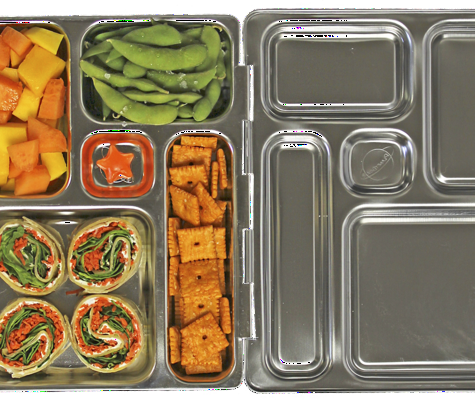 Eco-friendly lunch box