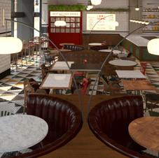 Landwer Restaurant - 2 - Toronto, Canada