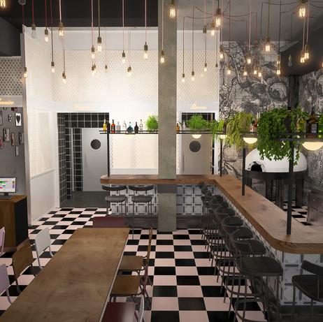 Pizza Porto Restaurant - Ramat Hasharon, Israel