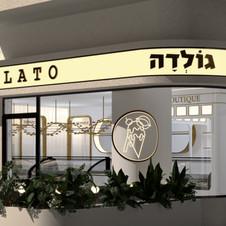 Golda Dizengoff - Tel Aviv, Israel