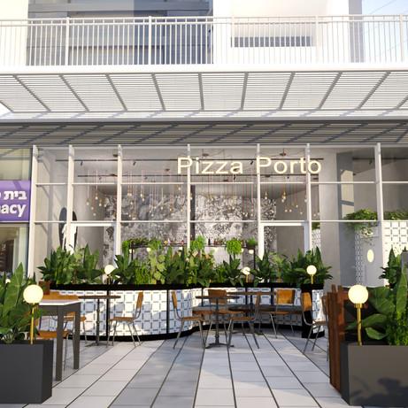 Pizza Porto Restaurant - Givatayim, Israel