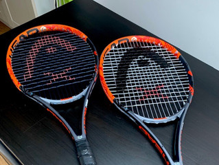 Tennis - The Right String Set Up