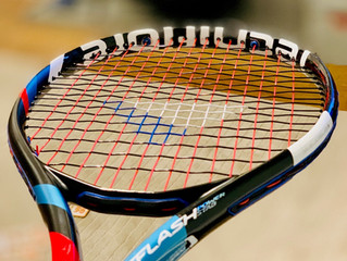 New Rackets or New Strings?
