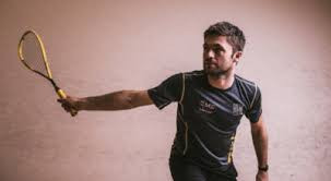 What the Pros Use - Mike Harris  (National Racketball Champ & PSA Pro)