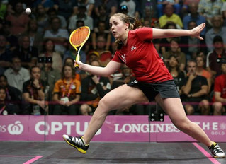 What the Pros Use - Tesni Evans (World No 12)