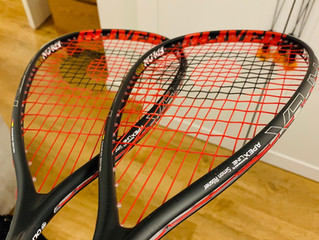 Customising Rackets - What's it all about?
