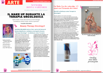 Il Make-up durante la terapia oncologica