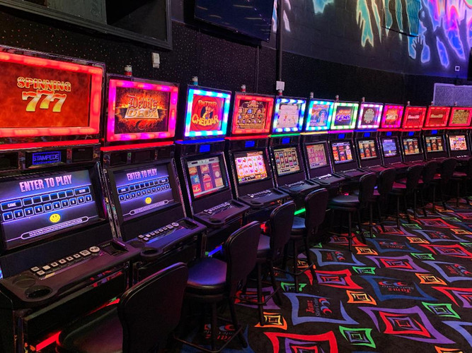 High Rollers Venue