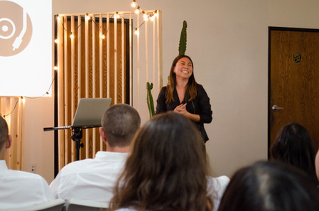 Our favorite part of quarterlies: New hire presentations
