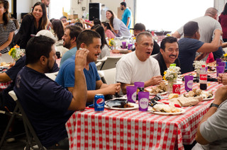 It's all food, fun, and games at our monthly celebrations