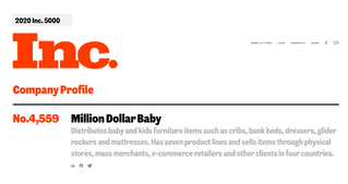 Inc 5000: Fastest Growing Private Companies in America (2020)