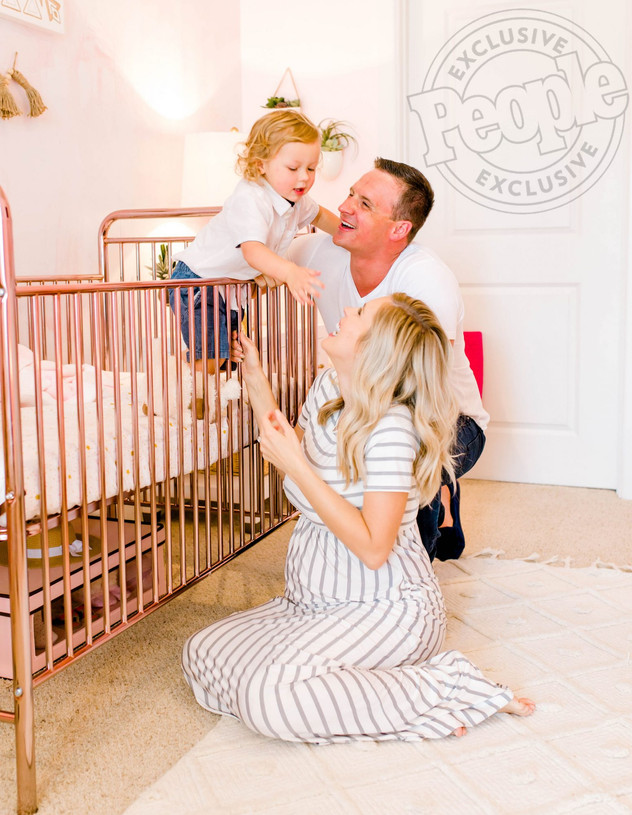 People: Inside of Ryan Lochte & Kayla Rae Reid's Nursery (2019)