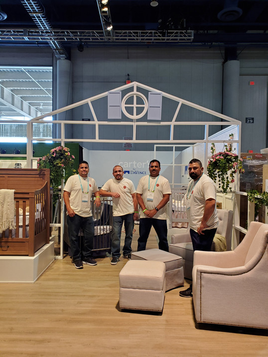 ABC 2019: Our amazing Warehouse team