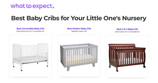 What to Expect: Best Baby Cribs for Your Little One's Nursery (2020)