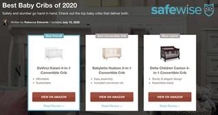 Safewise: Best Baby Cribs (2020)