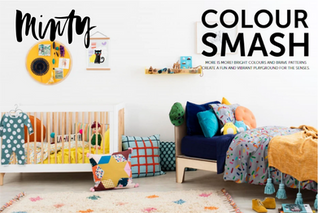 Minty Magazine: Colour Smash (2017)