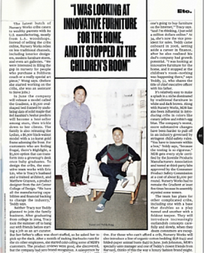 2015- Bloomberg Business Daniel and Tedd