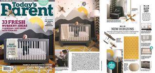 Today's Parent: 33 Fresh Nursery Ideas (2016)