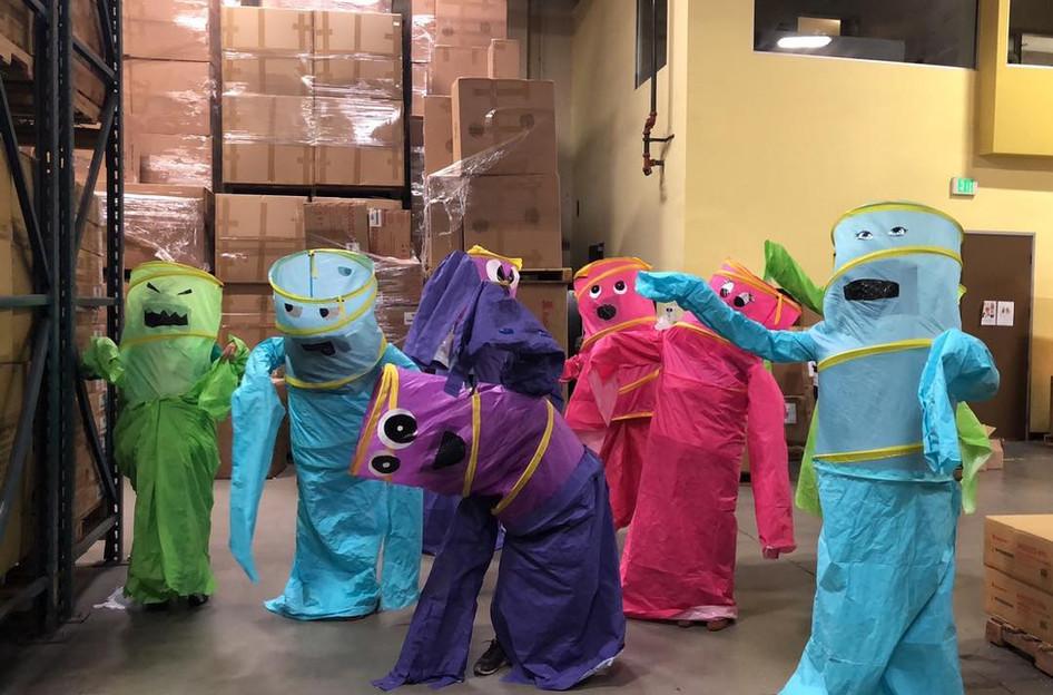 2019 Halloween Contest: Brand Team