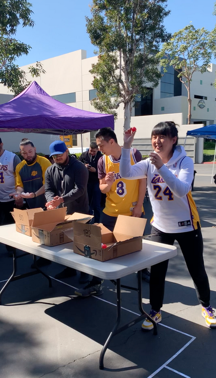 Monthly celebration honoring hometown hero Kobe Bryant