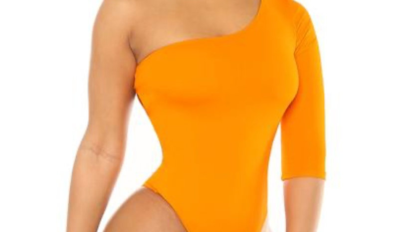 Tang One Shoulder One Piece