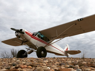 1968 PA-18 restoration