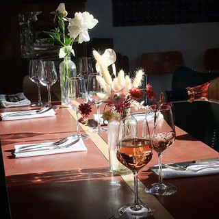 private event and wine tasting dinner in