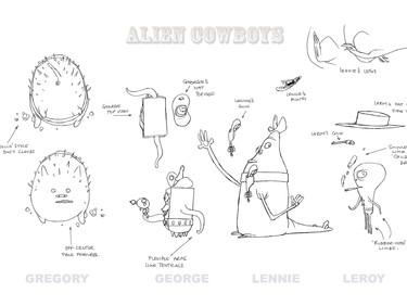 Alien Cowboys turnarounds_01.jpg