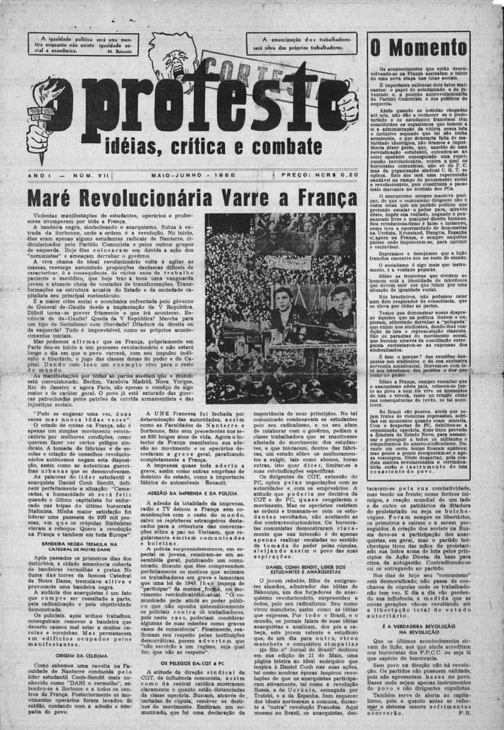 O Protesto 1968 - 07