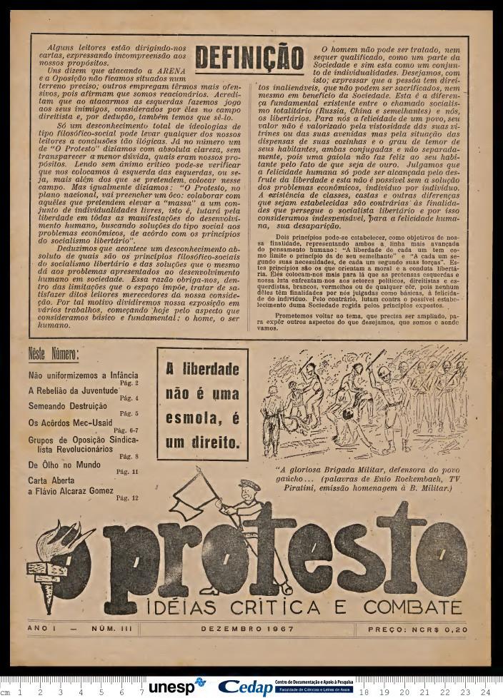 O Protesto 1967 - 03