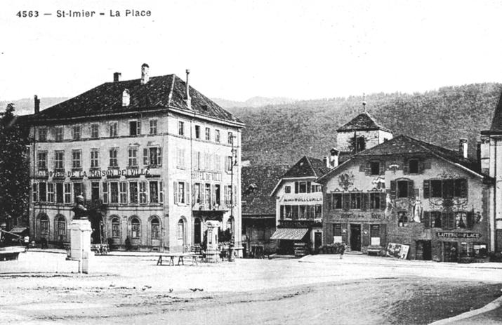 Congresso de Saint-Imier (Suiça) – 1872