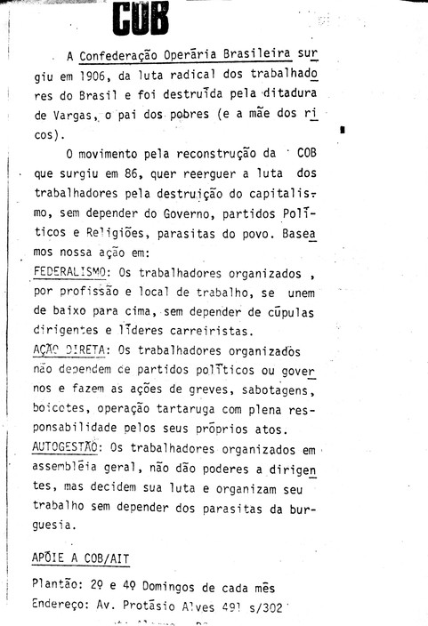 Revolta e Revolução 2 - Jun-89