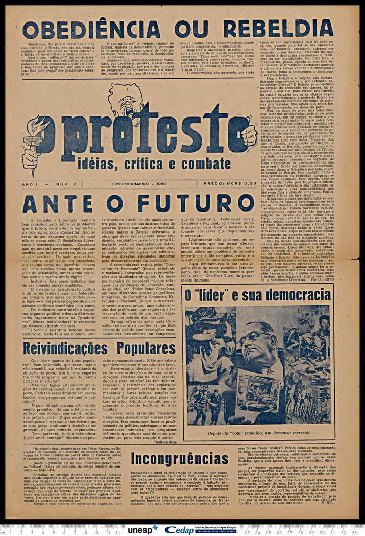 O Protesto 1968 - 05
