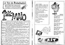 A Voz do Trabalhador - ano VII n 6 - 1993
