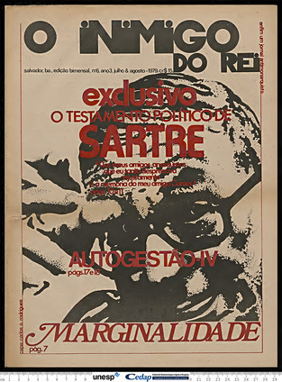 O Inimigo do Rei 06 jul/ago 1979