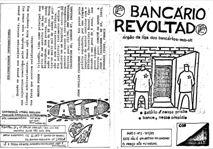 Bancário Revoltado 1 - Set-89