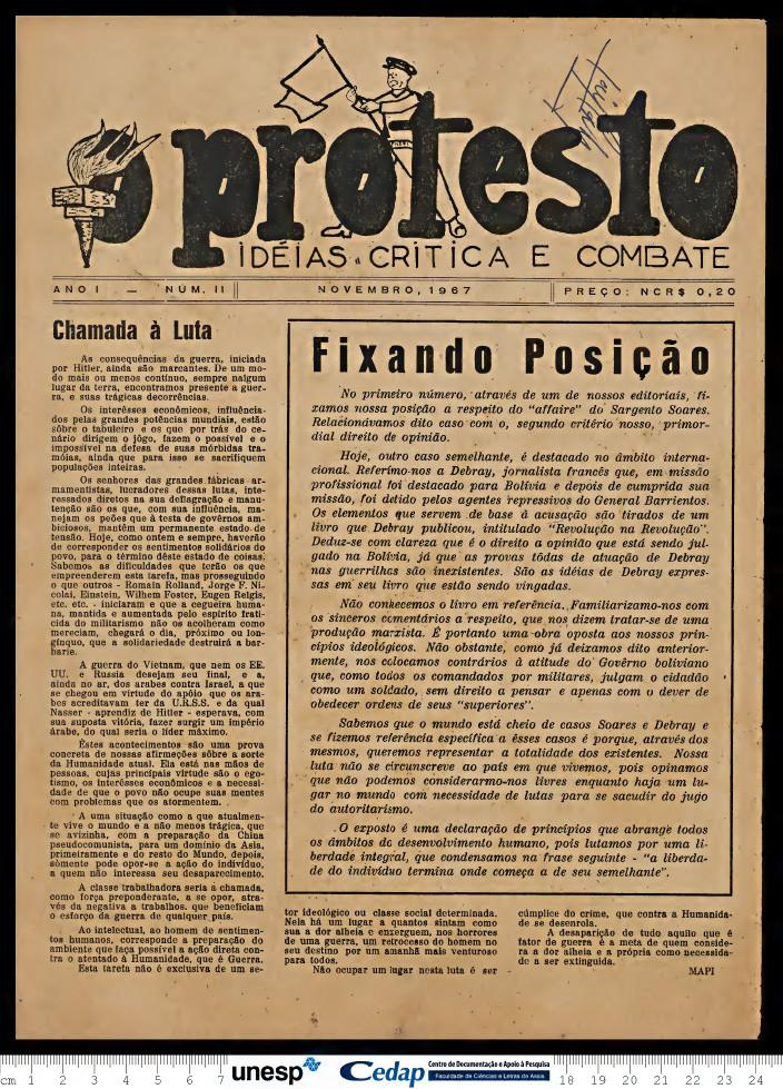 O Protesto 1967 - 02